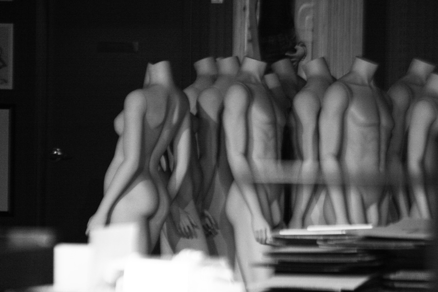 2053bw mannequins
